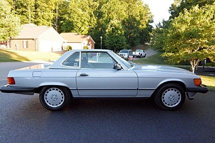 1987 Mercedes-Benz 560SL for sale 100891015
