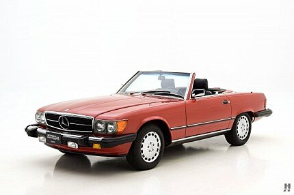 1987 Mercedes-Benz 560SL for sale 100894501