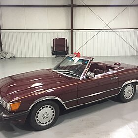 1987 Mercedes-Benz 560SL for sale 100901015