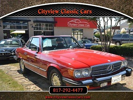 1987 Mercedes-Benz 560SL for sale 100906099
