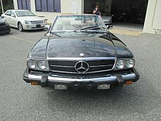 1987 Mercedes-Benz 560SL for sale 100907149