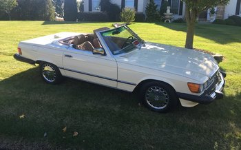 1987 Mercedes-Benz 560SL for sale 100909294