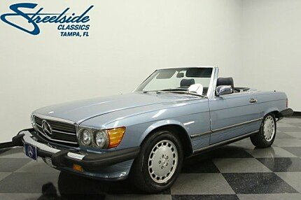 1987 Mercedes-Benz 560SL for sale 100930469