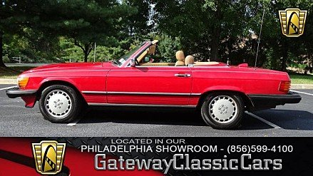 1987 Mercedes-Benz 560SL for sale 100933282