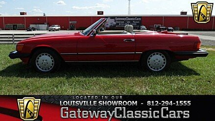 1987 Mercedes-Benz 560SL for sale 100933291