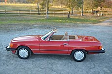 1987 Mercedes-Benz 560SL for sale 100947656