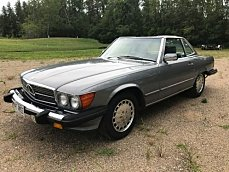 1987 Mercedes-Benz 560SL for sale 100951168