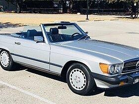 1987 Mercedes-Benz 560SL for sale 100954964