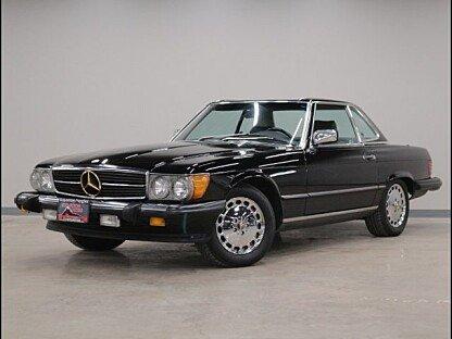 1987 Mercedes-Benz 560SL for sale 100960213