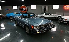1987 Mercedes-Benz 560SL for sale 100960302