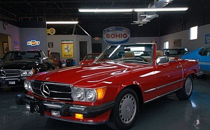 1987 Mercedes-Benz 560SL for sale 100960307