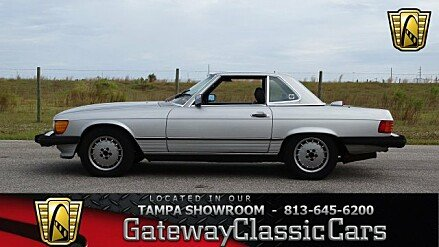 1987 Mercedes-Benz 560SL for sale 100964610