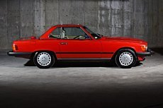 1987 Mercedes-Benz 560SL for sale 100976323