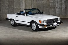 1987 Mercedes-Benz 560SL for sale 100976335