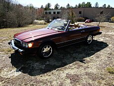 1987 Mercedes-Benz 560SL for sale 100981759