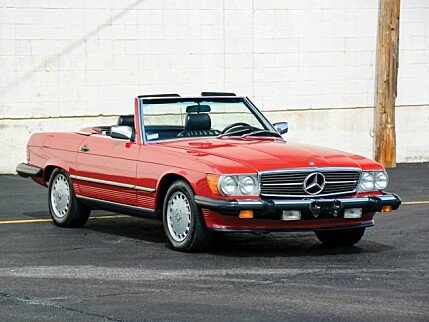 1987 Mercedes-Benz 560SL for sale 100985285