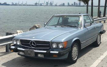 1987 Mercedes-Benz 560SL for sale 100986338
