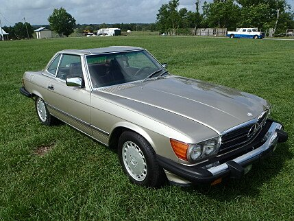 1987 Mercedes-Benz 560SL for sale 100989432