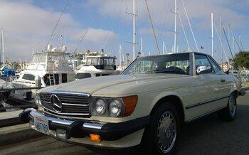 1987 Mercedes-Benz 560SL for sale 100992376