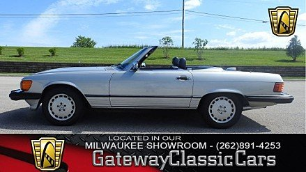 1987 Mercedes-Benz 560SL for sale 100999154
