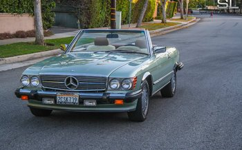 1987 Mercedes-Benz 560SL for sale 101003134