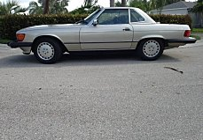 1987 Mercedes-Benz 560SL for sale 101008810