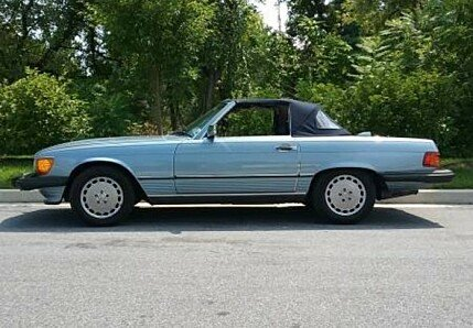 1987 Mercedes-Benz 560SL for sale 101017104