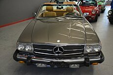 1987 Mercedes-Benz 560SL for sale 101028428