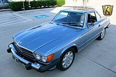 1987 Mercedes-Benz 560SL for sale 101033334