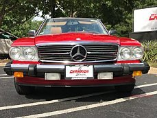 1987 Mercedes-Benz 560SL for sale 101034832