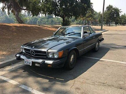 1987 Mercedes-Benz 560SL for sale 101038958