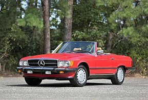 1987 Mercedes-Benz 560SL for sale 101050070