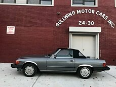 1987 Mercedes-Benz 560SL for sale 101055561