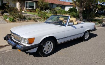 1987 Mercedes-Benz 560SL for sale 101055942