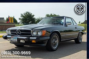 1987 Mercedes-Benz 560SL for sale 101057012