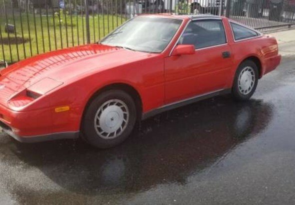 1987 nissan 300zx for sale near woodland hills california 91364 rh classics autotrader com 1987 nissan 300zx factory service manual 1987 nissan 300zx owners manual pdf