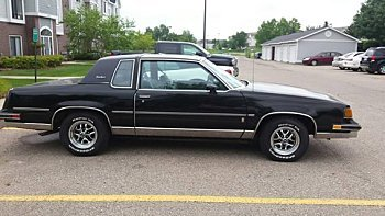1987 Oldsmobile Cutlass Supreme for sale 100806178