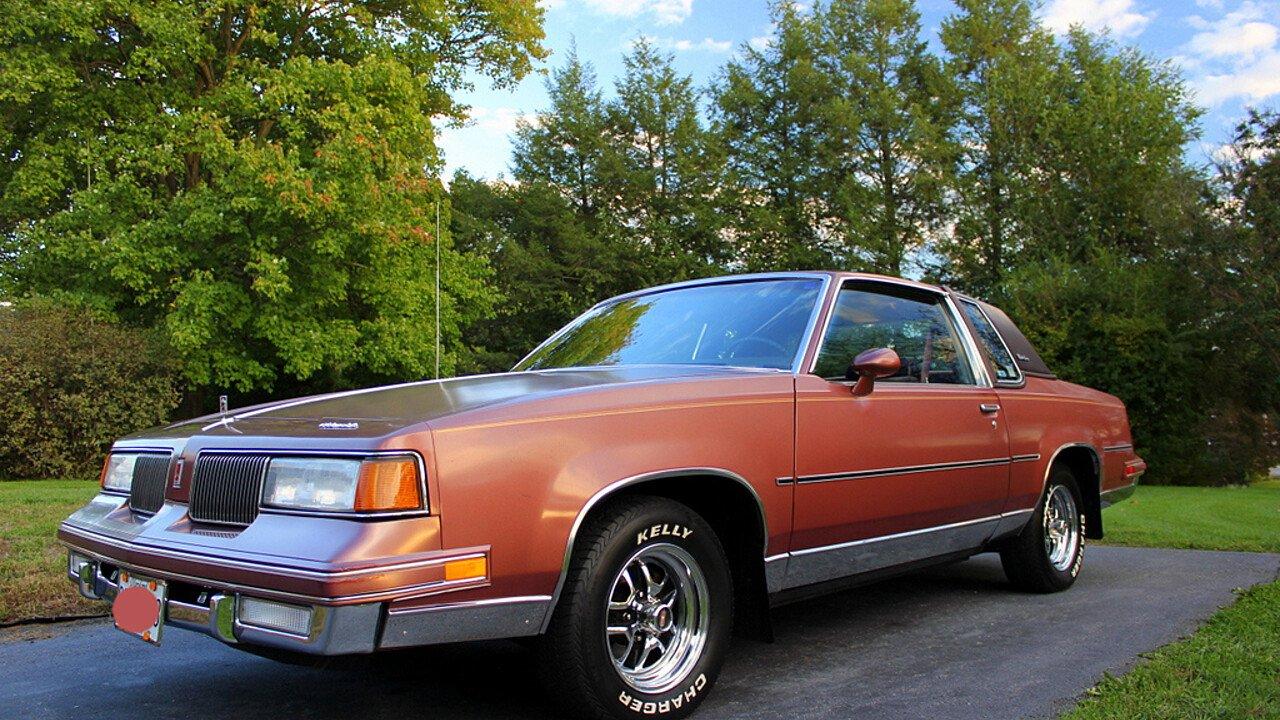 1987 oldsmobile cutlass supreme coupe for sale 100838605