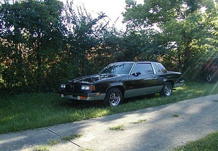 1987 Oldsmobile Cutlass Supreme 442 Coupe for sale 100951229