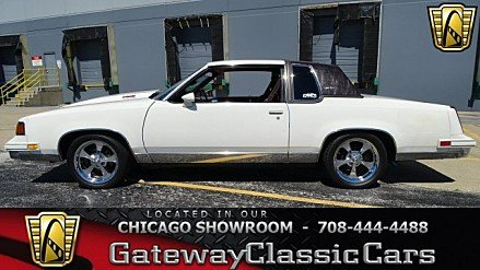 1987 Oldsmobile Cutlass Supreme Coupe for sale 100963590