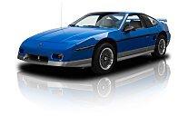 1987 Pontiac Fiero for sale 100727815