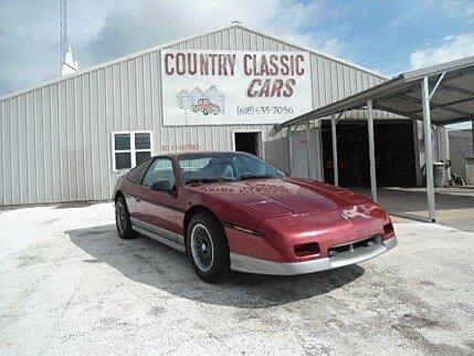 1987 Pontiac Fiero for sale 100748492