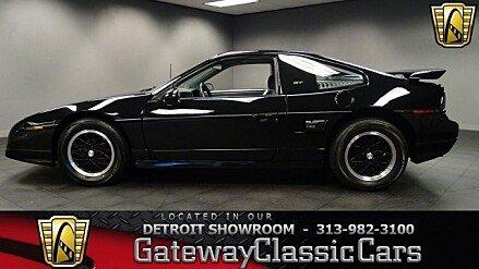 1987 Pontiac Fiero GT for sale 100778886