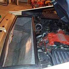 1987 Pontiac Fiero for sale 100805196