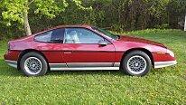 1987 Pontiac Fiero GT for sale 100995636