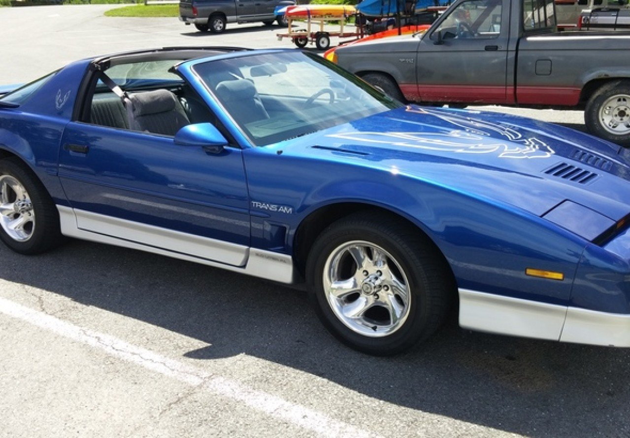 Autotrader Muscle Cars For Sale >> 1987 Pontiac Firebird Trans Am Coupe for sale near LAS VEGAS, Nevada 89119 - Classics on Autotrader