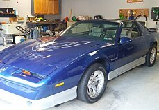 1987 Pontiac Firebird Trans Am Coupe for sale 100893374