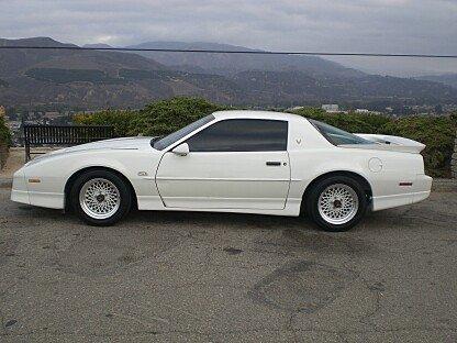 1987 Pontiac Firebird Trans Am for sale 100924014