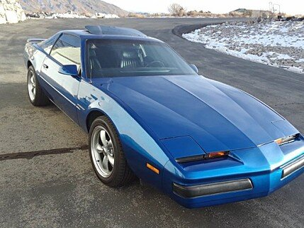 1987 Pontiac Firebird Coupe for sale 100943302
