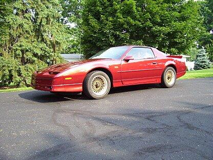 1987 Pontiac Firebird Trans Am Coupe for sale 100954225